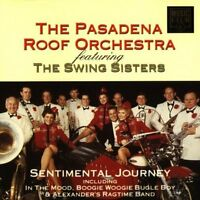 Pasadena Roof Orchestra Sentimental journey (compilation, 17 tracks, feat.. [CD]