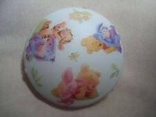 Winnie Pooh Baby Deckenlampe Kinderzimmerlampe Lampe Deko Blumen
