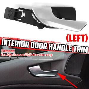 For Alfa Romeo Giulietta 2010-2019 Left Side Interior Car Door Handle Trim Cover