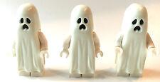 LEGO ® 3 x Minifigur Geist / Gespenst ( nachtleuchtend ) LEGO brandneu K88