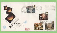 G.B. 1990 Astronomy set on Royal Mail First Day Cover, Edinburgh Mercurycard