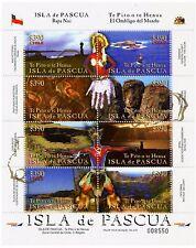 Chile 2008 #2260-2267 Easter Island Isla de Pascua MNH