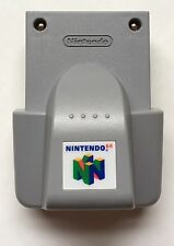 Nintendo 64 N64 OEM Rumble Pak Rumble Pack *Cleaned* *Tested*