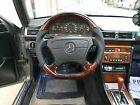 Mercedes-benz AMG look W124 W210 W208 W140 R129 STEERING WHEEL Burl Wood Walnut