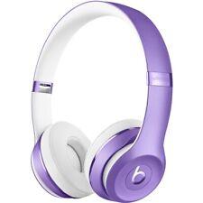 Beats By Dr Dre Solo3 Wireless Headband Headphones -ULTRA VIOLET-Brand New