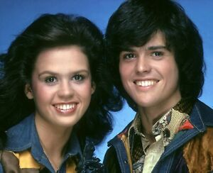 DONNY AND MARIE OSMOND - PHOTO #E-80