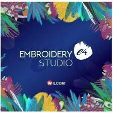 Wilcom Embroidery Studio e4.2 With CorelDraw â� Free Remote Install â�