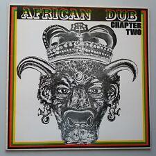 Joe Gibbs & Professionals - African Dub Chapter Two Vinyl Album LP UK 1st 1978
