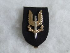 AUSTRALIAN AIRBORNE SAS SPECIAL AIR SERVICE REGIMENT ANODISED BERET BADGE
