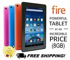 "Amazon Fire 7 HD Tablet Kindle with Alexa 7"" Display, 8 GB, Black Special Offers"