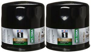Mobil 1 (M1-104A) Extended Performance Oil Filter (Pack of 2)