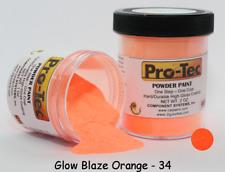WORLD'S #1 JIG PAINT- PRO TEC POWDER PAINT - GLOW, GLITTER, METALFLAKE, UV BLAST