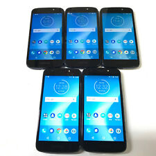 Lot of 5 Motorola Moto E5 Cruise 16Gb Xt1921-2 (Cricket) (M-M1039)