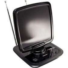 Philips SDV6122T/27 Digital TV antenna Indoor 20 dB amplified HDTV / UHF / VHF