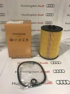 Genuine Audi Oil Filter - A1,A3,A4,A5,A6,Q2,Q3,Q5,TT 03N115562B