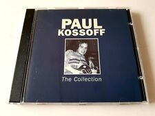 Paul Kossoff The Collection CD 1995 Brand New