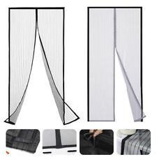 Insektenschutz Tür Fliegengitter mit Magnetverschluss Lamellen Vorhang Balkontür