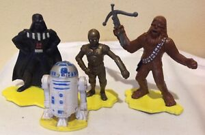 Piza Hut Star Wars Toys 1995
