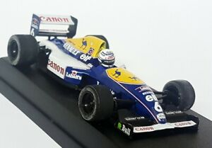 Onyx 1/43 Scale - 139 Williams Renault Nigel Mansell Diecast Model F1 Race Car