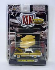 M2 Machines 1957 Desoto aventurier auto-thentics moulé voiture MIP COMPLET 2008