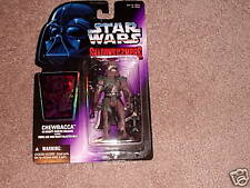 STAR WARS SHADOWS OF THE EMPIRE CHEWBACCA SOTE LOOSE