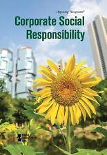 Corporate Social Responsibility (Opposing Viewpoints), , Haerens, Margaret, Good
