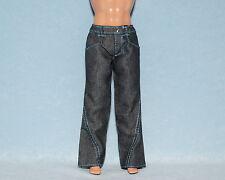 Blue Denim Jeans Pants KEN Fashion Clothes Genuine BARBIE