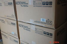 "Pair TAD TL-1601A 15"" woofers for Exclusive 2401 / 2402 **Brand New***"