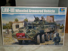 Trumpeter 1/35 Scale LAV-III TUA (Tow-Under-Armour)