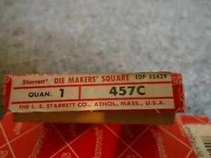 Starrett 457C Die Makers Square