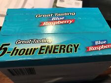 5 Hour Energy Extra Strength Blue Raspberry 12 ct Shots 1.93 oz Sugar Free