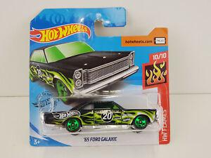 Voiture Mattel Hot Wheels GHD63 Hw Flames - ´65 Ford Galaxie