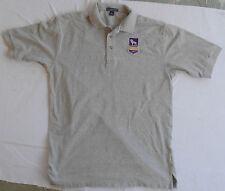 UNIVERSITY of NORTH ALABAMA Men's Shirt UNA LIONS Polo Short Sleeve Size LARGE