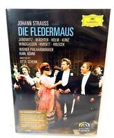 2G DVD DIE FLEDERMAUS Johann Strass Classic Operetta Film