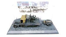 PANZER FLAKVIERLING SD.KFZ. 7/1 UdSSR  1:72 WW2 Militärfahrzeug Panzer-2