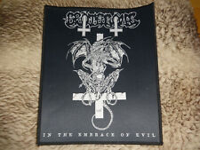 Grotesque Backpatch Patch Death Black Metal Entombed At the Gates