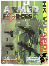 *Brand New* InToyz 1/6 Scale HK Weapon Series Accessory Set *US Seller*