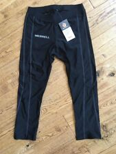 Merrell Compression 3/4 Length Running Tight Black/graphite Size  S Ladies