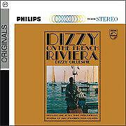DIZZY GILLESPIE DIZZY ON THE FRENCH RIVIERA CD digipak (PHS600048) EUROPE PHILIP
