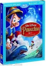 PINOCCHIO (Walt Disney) Blu-ray NEU