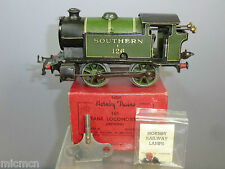 VINTAGE HORNBY '0' C/W MODEL No.101 SOTHER.RLY.  E126  0-4-0T TANK LOCO  VN MIB