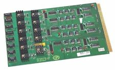 REPAIRED CUPE CUPROC EE132C3352A OPTOISOLATED LAMP AND RELAY DRIVER BOARD