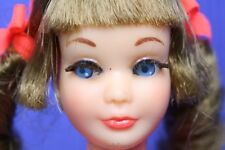 MOD Barbie TNT Skipper Brownette Sausage Curls, Original Hair & Suit