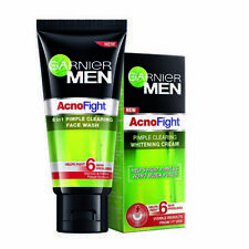 GARNIER MEN NEW ACNO FIGHT 6 IN 1 PIMPLE CLEARING FACE WASH//100 GM PACK
