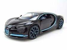 Bugatti CHIRON Negro Maisto Auto Modelo 1:24