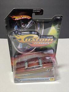 Mattel Hot Wheels Custom Classics Winning Trophy series 1 Ford Galaxie 1964