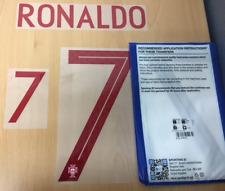 Sporting ID Official Nike Portugal Authentic Away Nameset Print Ronaldo 7 18/19