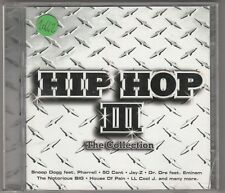 HIP HOP III the collection - various artists CD