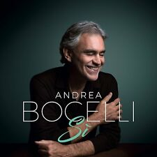 Andrea Bocelli CD - Si - New Sealed - Lot of 30 CD's