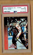 1993-94  Pinnacle  All-Stars   Pavel Bure  #31  PSA 10